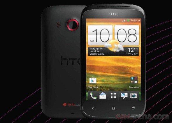 HTC Desire C: Presse-Bild und Spezifikationen