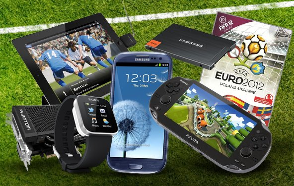 50 Gewinne beim GIGA-EM-Tippspiel: Samsung Galaxy S3, Playstation Vita...