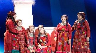 Eurovision Song Contest 2012, die Sieger? Russland, Zypern, Schweden (Youtube-Orakel)