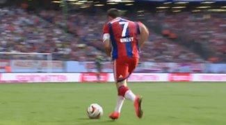 FC Bayern München – Jahn Regensburg im Live-Stream: Fußball-Testspiel bei Sport1