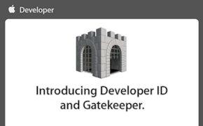 Apple drängt Entwickler zur Gatekeeper ID