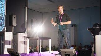 Windows 8 - Microsoft veranstaltet Entwicklerkonferenz W8PC