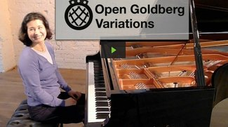Bachs Goldberg-Variationen als Noten und MP3s kostenlos zum Download - mit CC-Lizenz