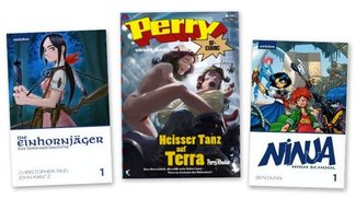 Gratis Comic Tag 2012: Comics wie Perry Rhodan kostenlos downloaden