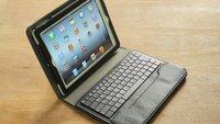 hama Cross Grain im Test: iPad-Hülle, Bluetooth-Tastatur und Ständer in einem