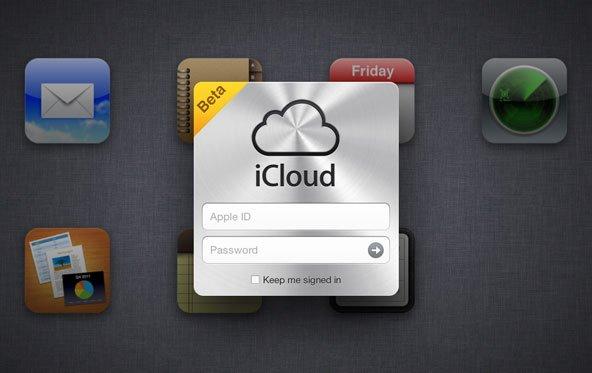 iCloud: Beta-Seite zeigt Icons für Erinnerungen und Notizen