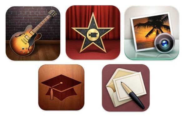 Rundumschlag im App Store: Apple aktualisiert iPhoto, iMovie, Garageband und mehr