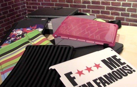 Vergleich: iPad-Hüllen, iPad-Cases, iPad-Taschen für jeden Geschmack