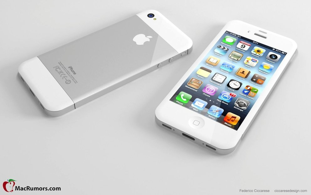 Neues iPhone: Weiterer Hinweis für In-Cell-Touchscreen