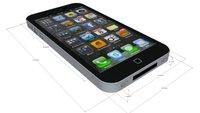 iPhone 5: Mutanten-Smartphone aus Liquidmetal mit NFC und 3D-Display