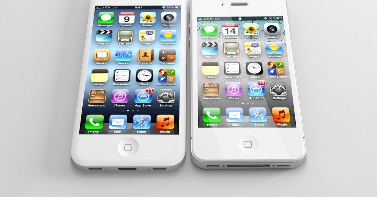 neues iphone jobs einfluss bilder von 4 zoll apps giga. Black Bedroom Furniture Sets. Home Design Ideas