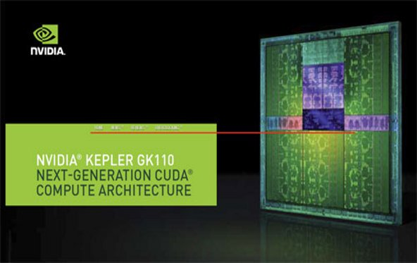 NVidia: Superchip GK110 erst ab 2013 als Geforce-Version