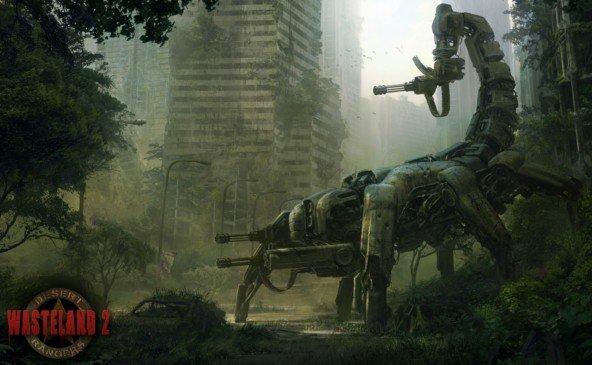 Wasteland 2: Neues Gameplay-Video veröffentlicht