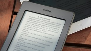 Kindle Touch (Deutschland): E-Book-Reader von Amazon im Test