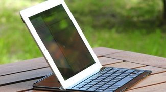 iPad-Tastatur im Test: Logitech Ultrathin Keyboard Cover