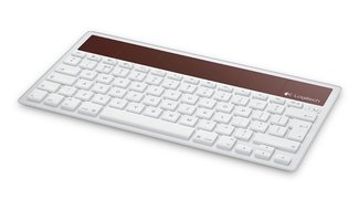 Neue Bluetooth-Tastatur für Mac, iPhone und iPad: Logitech Wireless Solar Keyboard K760