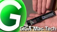 GIGA Mac Tech Folge 5: MacBook Air SSD und tizi+
