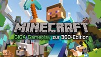 GIGA Gameplay - Minecraft Xbox 360 Edition