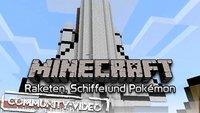 Minecraft Community-Video - Fortbewegungsmittel