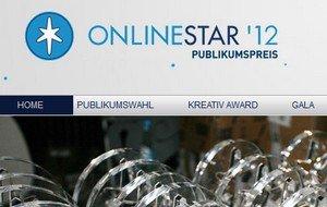 GIGA freut sich über Nominierungen zum OnlineStar 2012