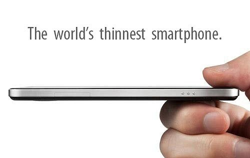 Oppo Finder - Das wohl dünnste Smartphone der Welt (noch)