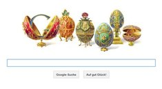 Peter Carl Fabergé: Was das Google Doodle mit James Bond zu tun hat