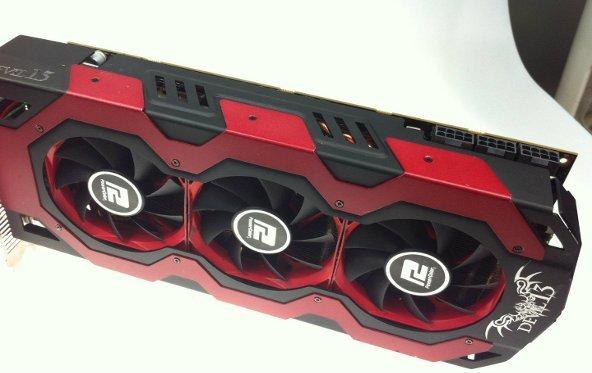 AMD Radeon: Dual-Monster mit 2x HD7970 von PowerColor