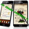 Samsung Galaxy Note mit Original Android 4.0.3 Upgrade im Kurztest