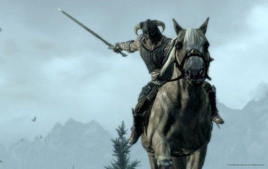 Games-Charts: Skyrim zurück auf Platz 1