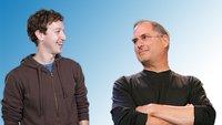 Jobs und Zuckerberg: Unreife Pulloverfetischisten