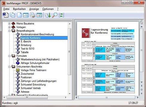 texManager Download Screenshot
