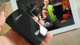 Test: tizi+, der Videorecorder für iPad, iPhone und iPod touch