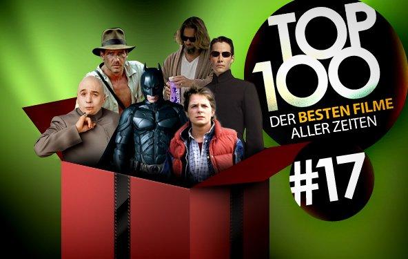 Top 100 - die besten Filme aller Zeiten - Teil 17