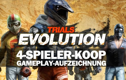 Trials Evolution - LIVE Gameplay Aufzeichnung