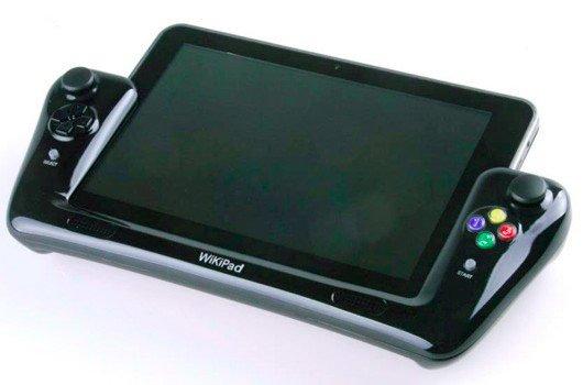 WikiPad - Gamer Tablet mit verbesserter Ausstattung