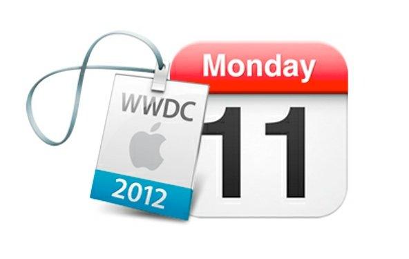 WWDC 2012: Keynote-Termin und eigene App