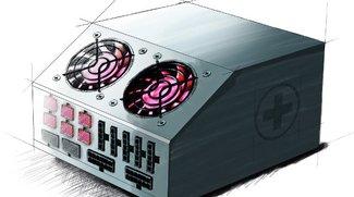 Xilence XQ: neue Flüster-Netzteile für Multi-GPU-Systeme optmiert