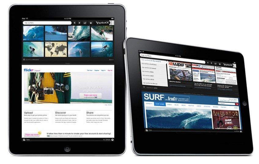 Axis: Browser von Yahoo für iPhone und iPad mit Desktop-Anbindung
