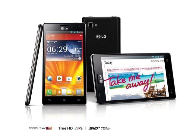 LG Optimus 4X HD: Ab 18:00 Uhr bei den Blitzangeboten von Amazon