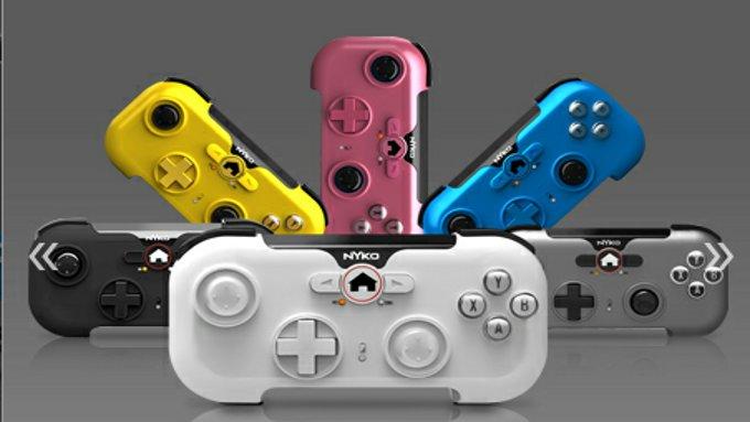 """NVIDIA und Nyko werden Partner: """"Playpad"""" für Tegra 3-Geräte im Anmarsch"""