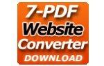 7-PDF Website Converter