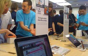 Apple Retail: Mitarbeiter verdienen schlecht, aber über Durchschnitt