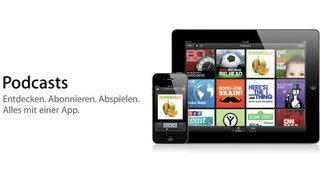 Apple veröffentlicht eigene Podcast-App für iOS