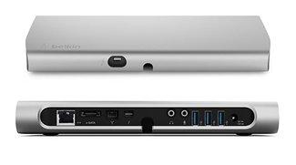 Belkin: Thunderbolt Express Dock jetzt mit eSATA und USB 3.0