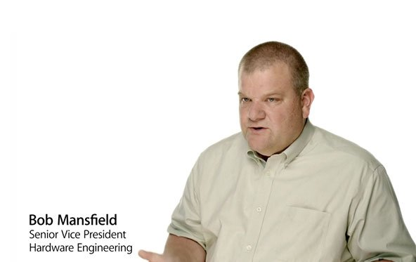 Apples Bob Mansfield, SVP of Hardware Engineering, geht in Rente