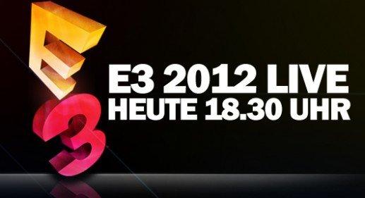 E3 2012 im Live-Stream: Die Pressekonferenzen von Microsoft, EA und Ubisoft mit GIGA sehen