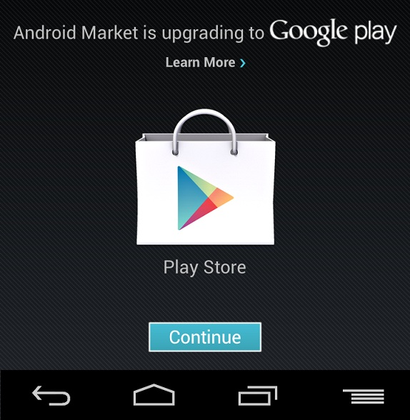 scaricare play store gratis