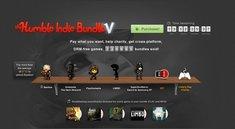 Humble Bundle V: Limbo, Amnesia und mehr