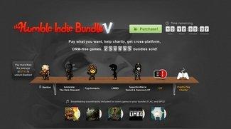 Humble Indie Bundle V: Schon über 500.000 Bundles verkauft