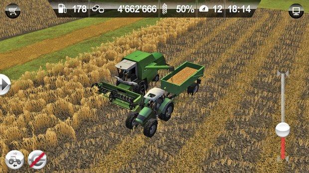 Landwirtschafts-Simulator 2012 für iPhone, iPad und iPod touch angekündigt